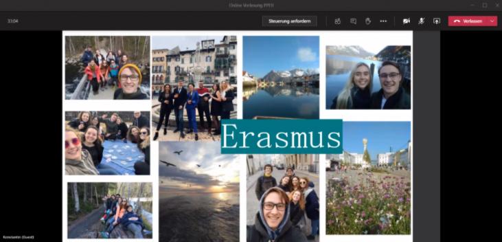 Impressionen aus dem Erasmus-Praktikum (Fotocredit: Erich Weiss, BScN, MSc)