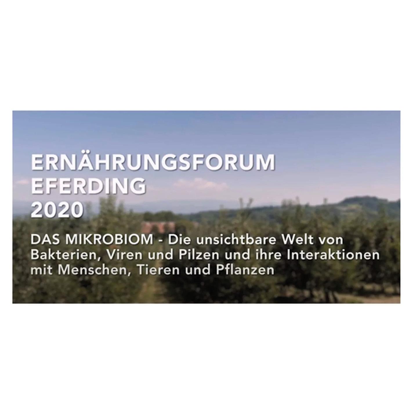 Eferdinger Ernährungsforum 2020