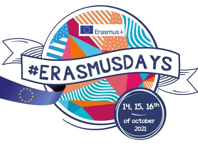 Die diesjährigen Erasmus Days von 14. bis 16. Oktober 2021
