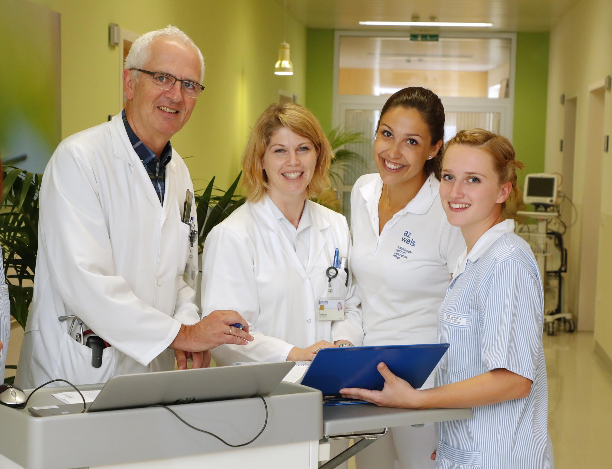 Gesundheits- und Krankenpflege