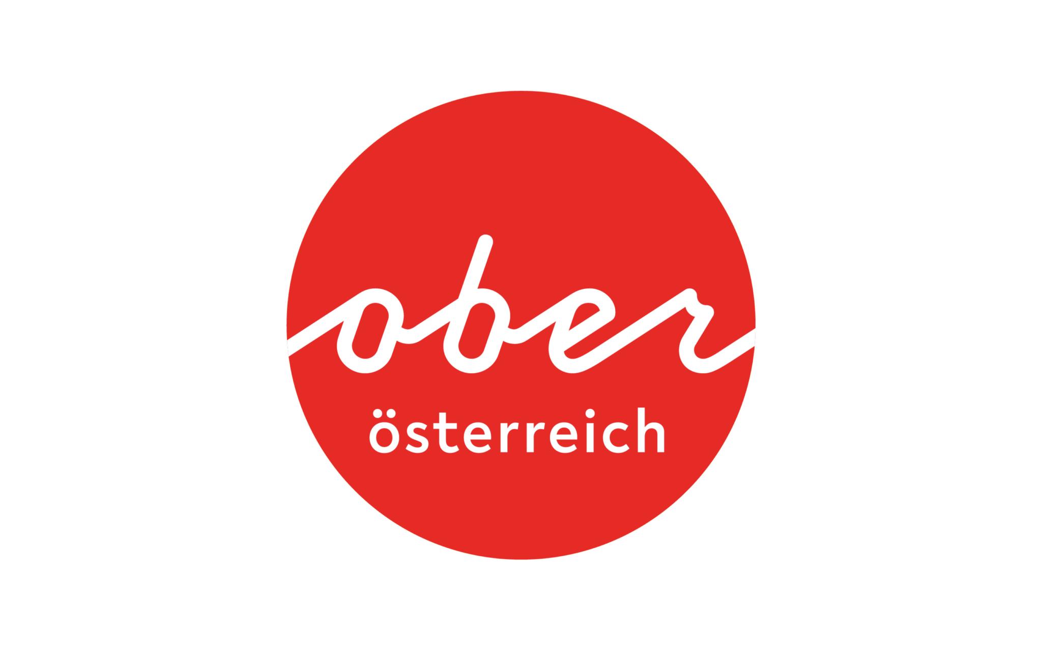 Standortmarkenlogo Oberoesterreich