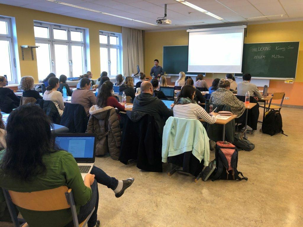 Verschränkung Lehre & Praxis