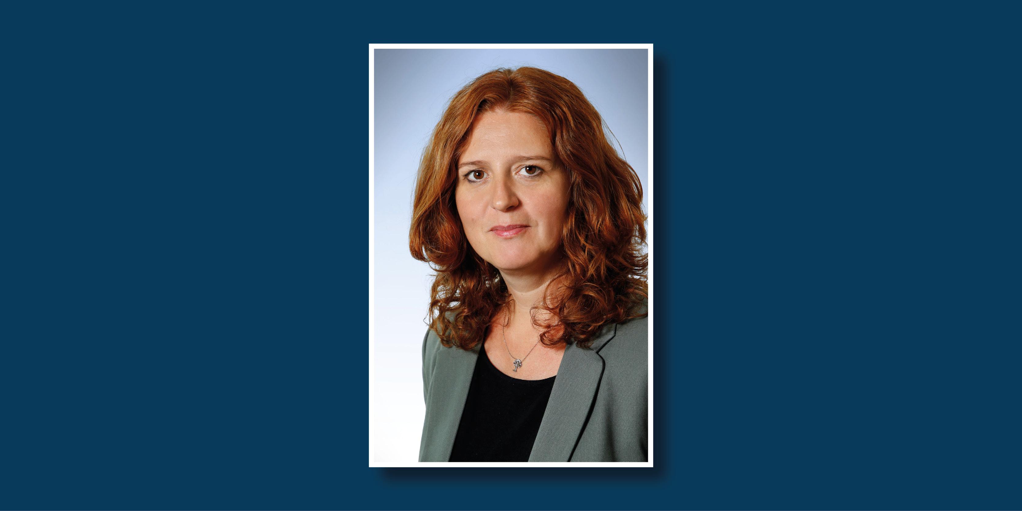 Schmid Claudia, MHPE (Fotocredit: OOE Gesundheitsholding)