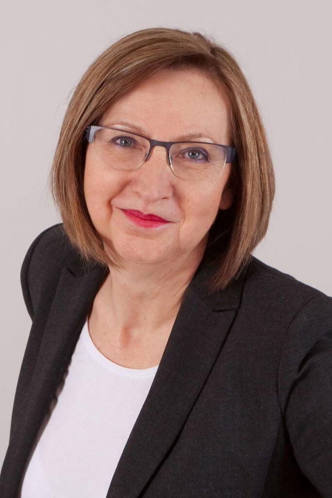 Lehrgangsleitung Martha Böhm