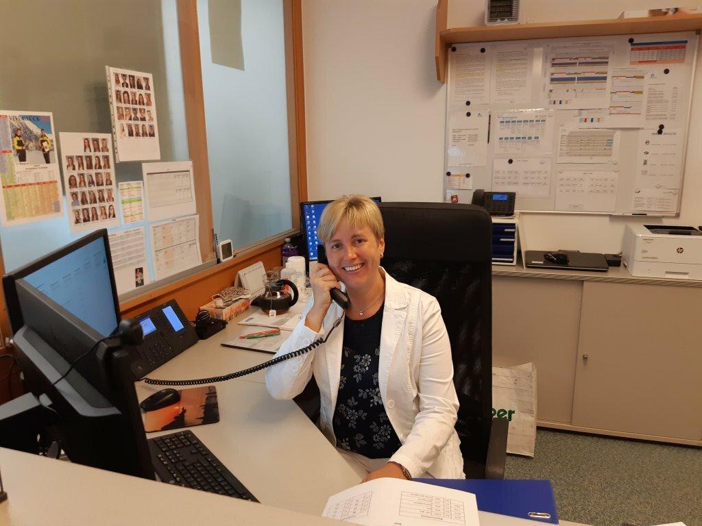 Online-Beratung Gesundheits- und Krankenpflege Interessierte