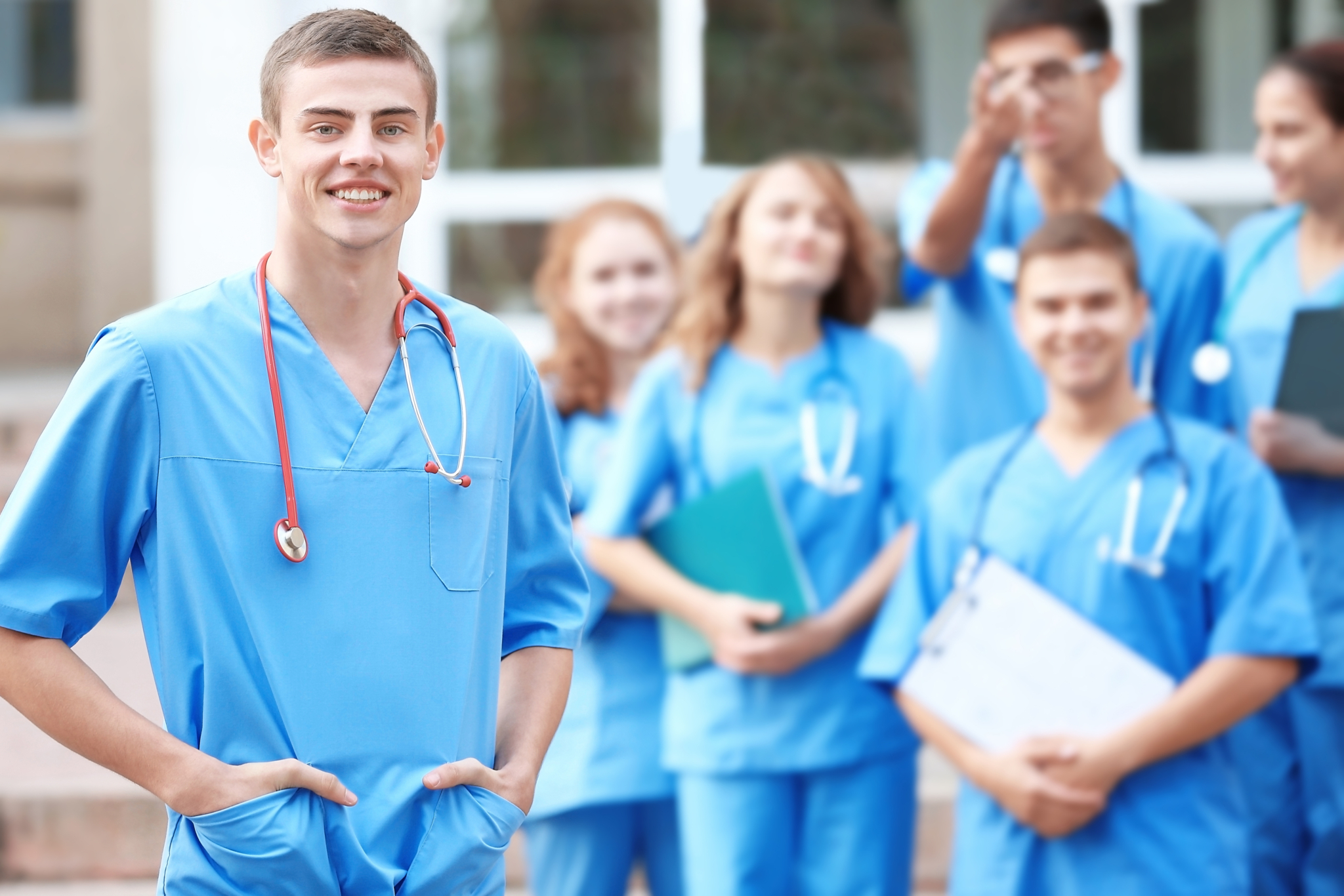 Titelbild Gesundheits- und Krankenpflege