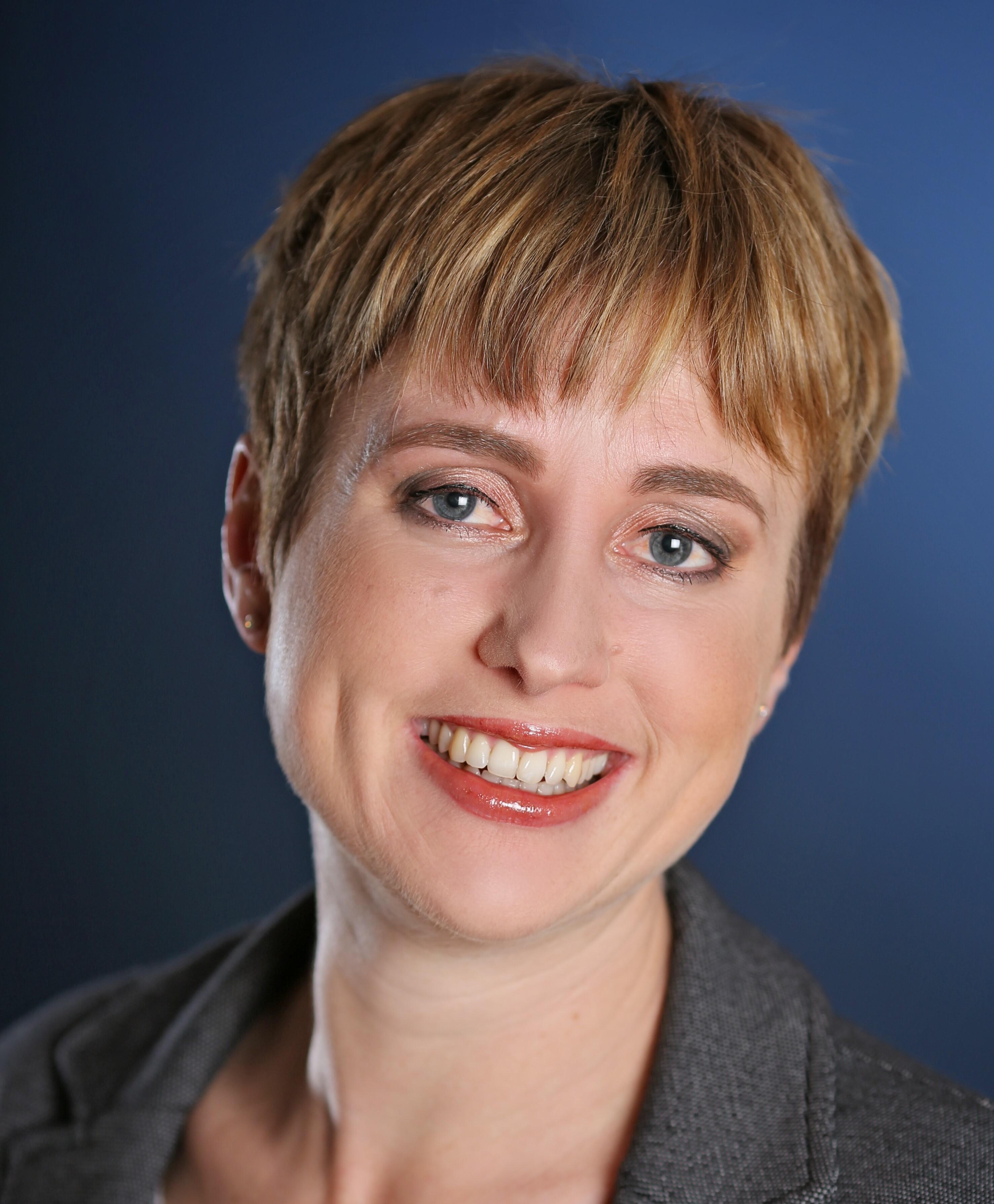 Mag.a Maria Auzinger Bakk., Hauptberuflich Lehrende Studiengang Gesundheits- und Krankenpflege Fotocredit: Foto-Studio 27