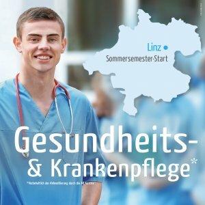 Gesundheits- und Krankenpflege Sommersemesterstart 2021