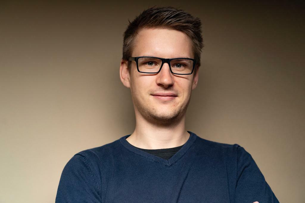 Hölzl Christoph Portrait